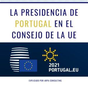 Nueva Presidencia Portuguesa del Consejo de la UE