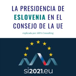 New Presidency of the Council of the EU: Slovenia