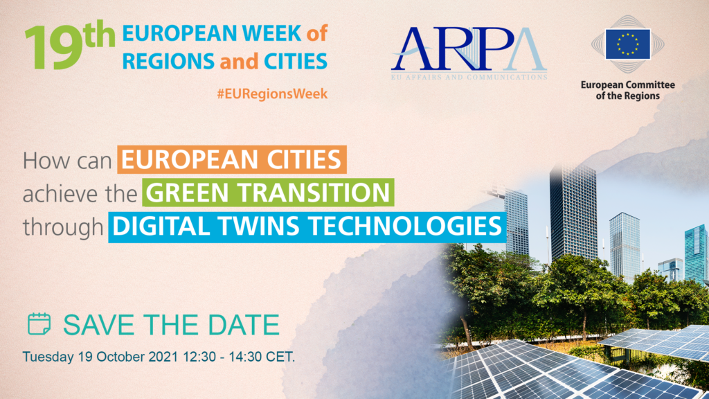event digital twin technology to help european cities achieve the green transition